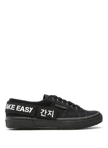 Superga Lifestyle Ayakkabı Siyah
